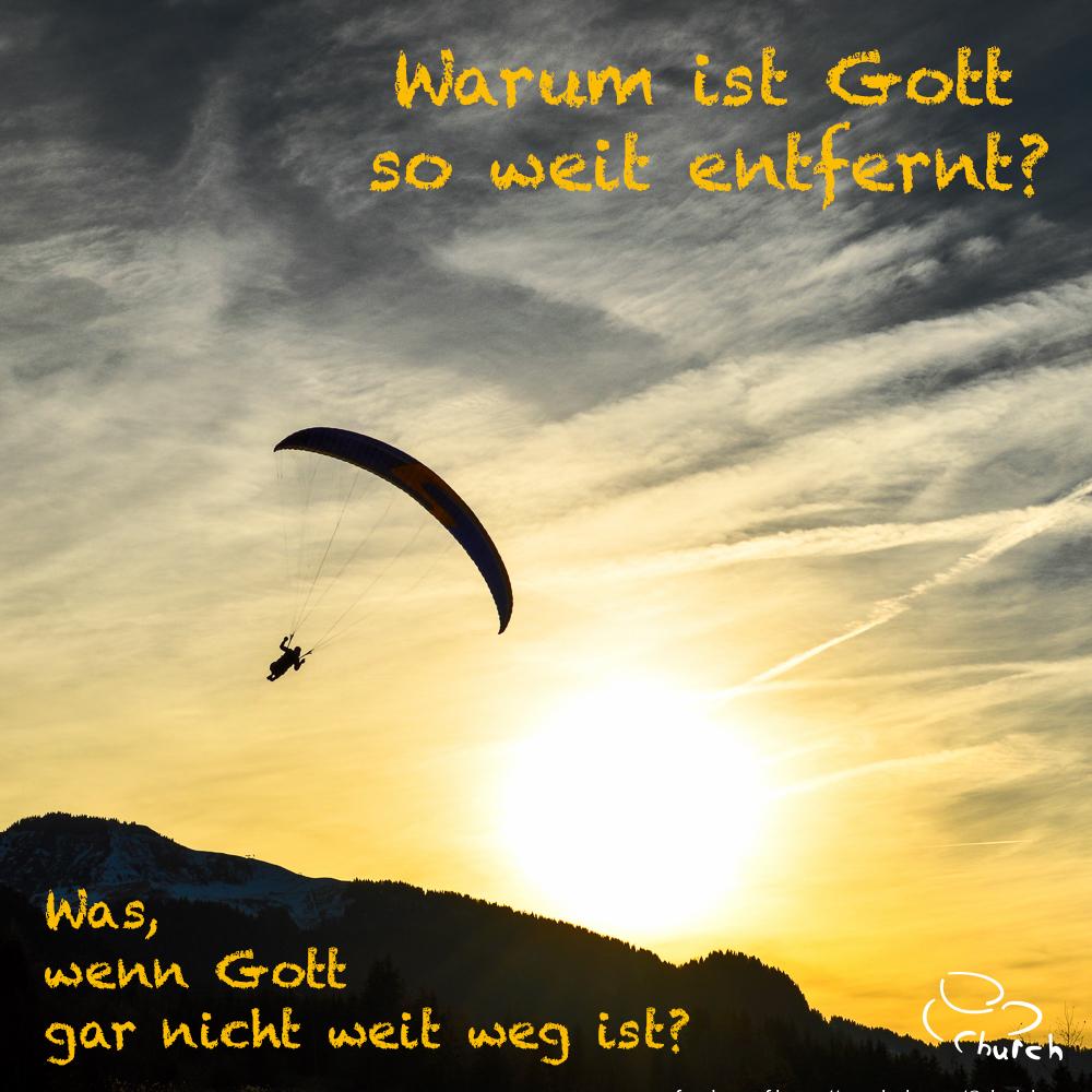 Wo ist Gott?