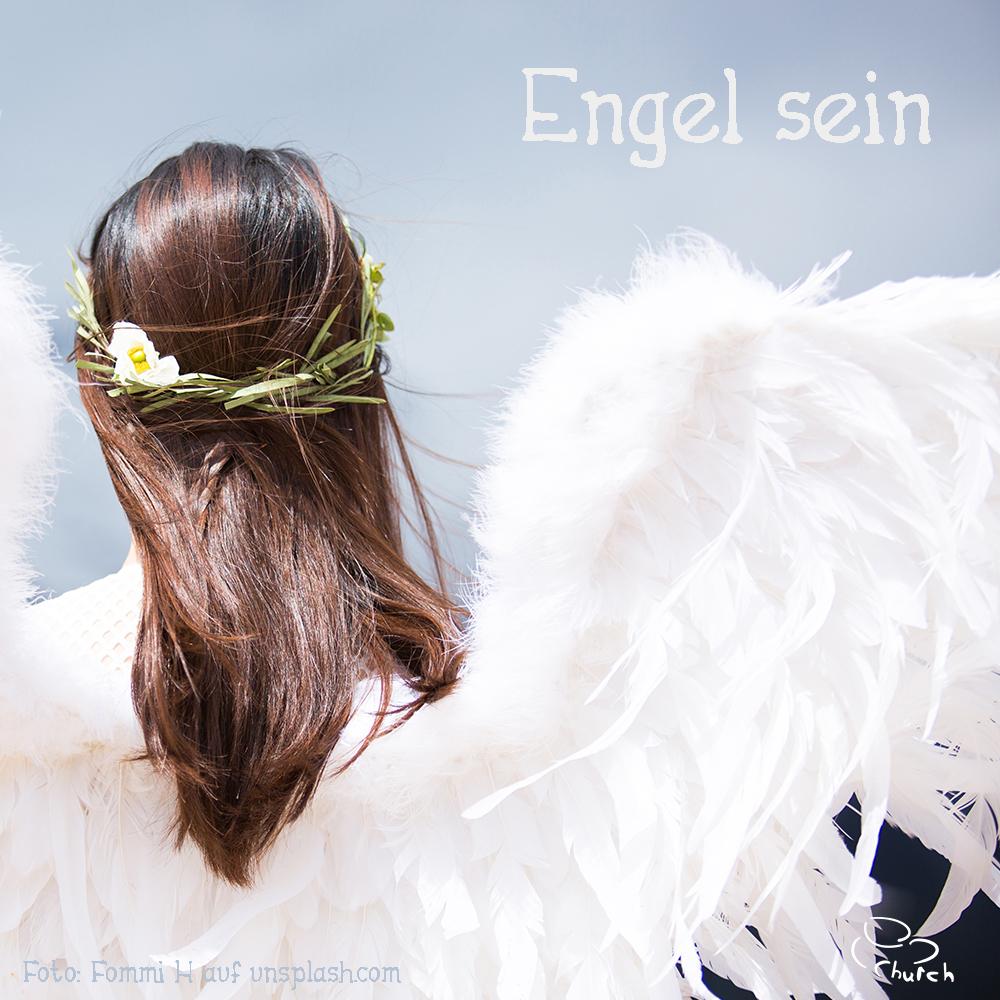 Engel sein  #noch4